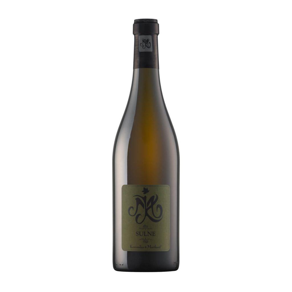Vino Sulne, belo vino. Malvazija letnik 2013. Linija CRU.